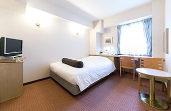 [photo]Semi-Double Room